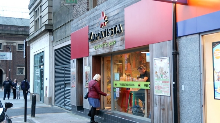 A Cheeky Zapatista
