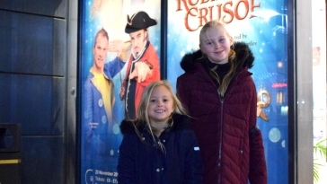 Robinson Crusoe at Gala Theatre Durham