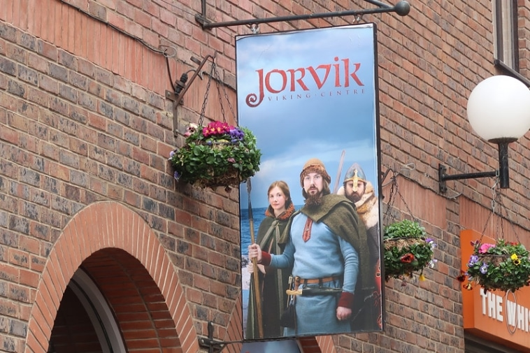 Jorvik Viking Centre York