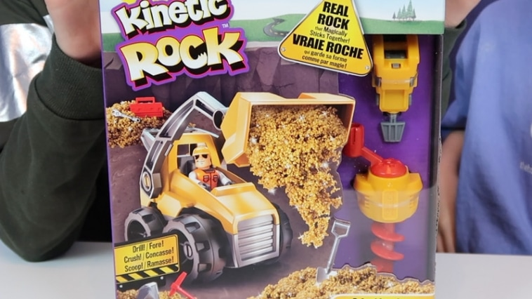 Kinetic Rock 3 in 1 Loader