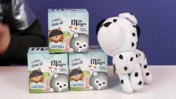 Meegos and Mini Meegos Series 1