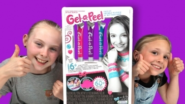 Gel-A-Peel Fuzzy Kit Review