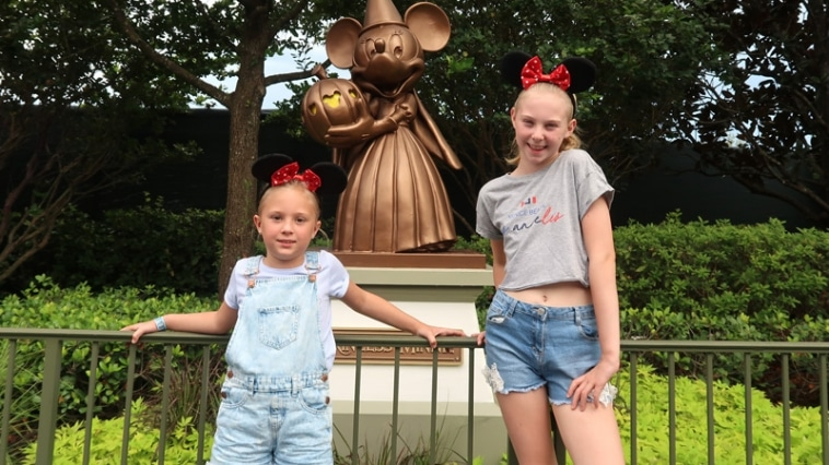 Mickey's Not So Scary Halloween Party 2018