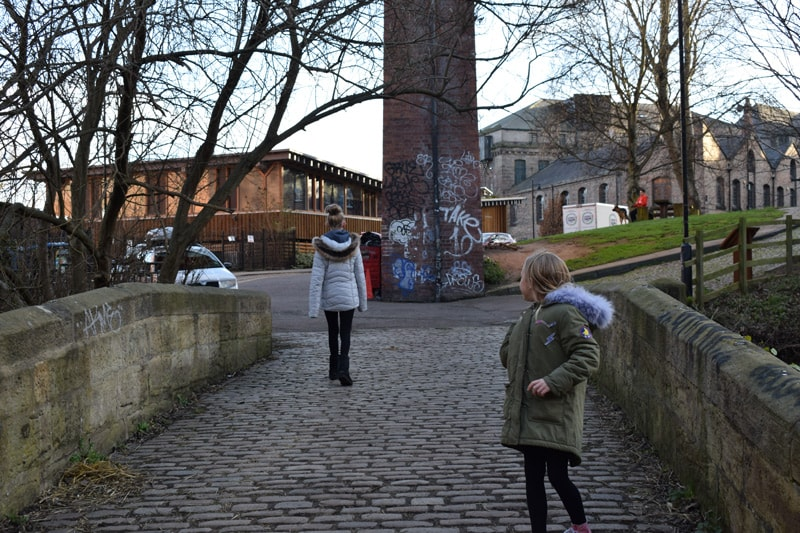 Urband Adventures in Ouseburn