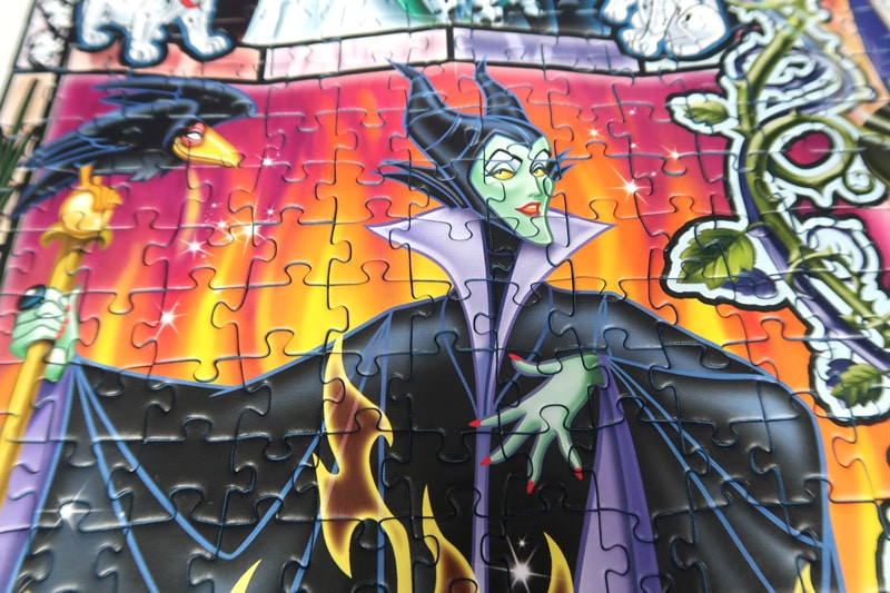 Disney's Wicked Women Jigsaw