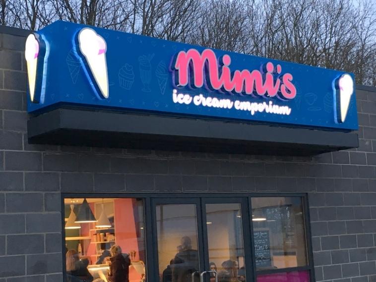 Mimi's Ice Cream Gosforth