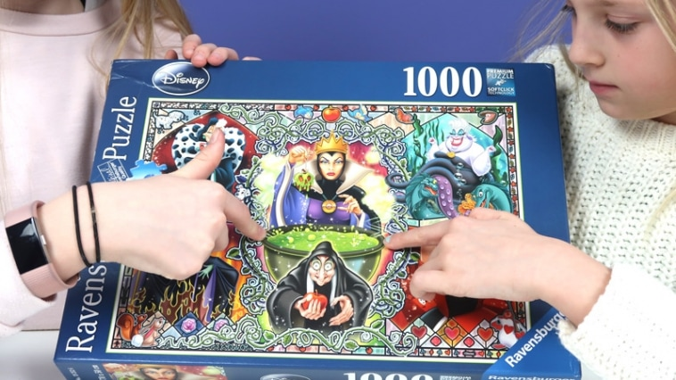 Disney's Wicked Women Jigsaw