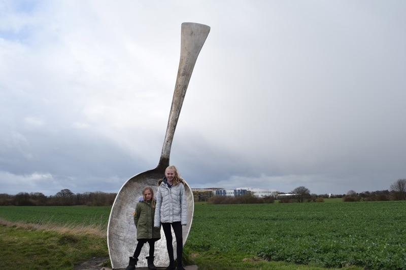 Cramlington Spoon - Eat for England