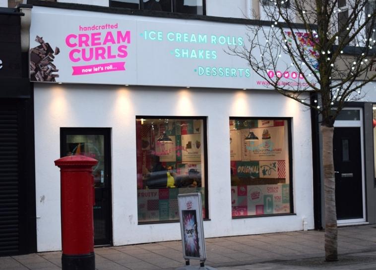 Cream Curls South Shields