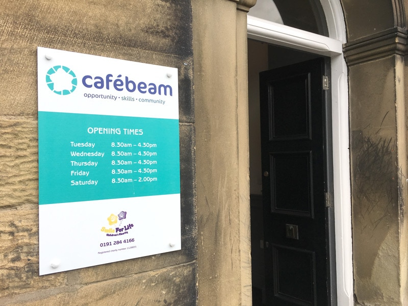 Cafe Beam Gosforth