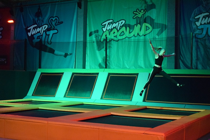 Jump 360 Newcastle