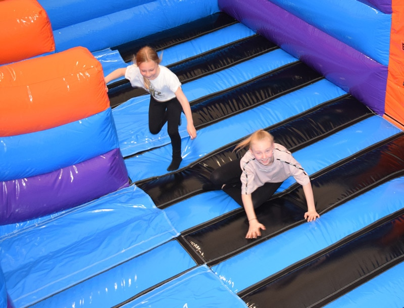 Inflata Nation North Shields