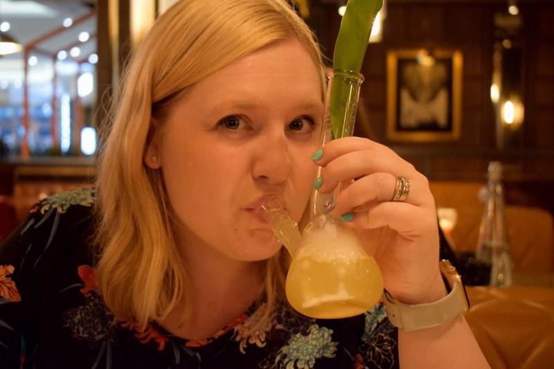 The Alchemist Summer Menu Date Night Idea