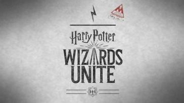 Harry Potter Wizards Unite UK App