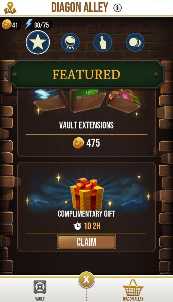 Wizard Unite Free Spell Magic