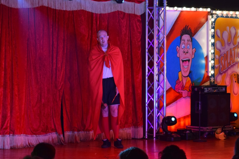 Cirque Du Hilarious 2019