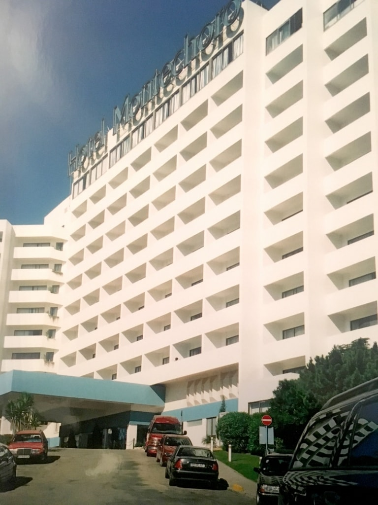 jupiter albufeira hotel, Portugal