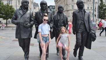 Liverpool Trip Report