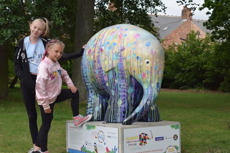 Elmer the elephant Parade