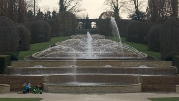 Alnwick Garden Winter activities