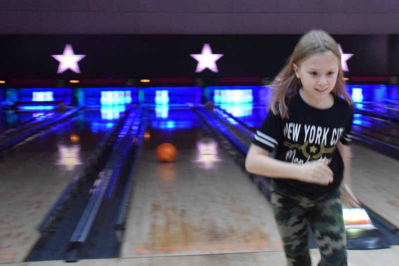 Teesside Park Christmas Shopping and Bowling
