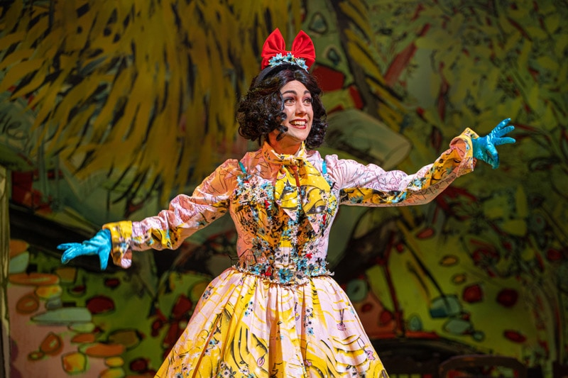 Snow White Customs House Pantomime