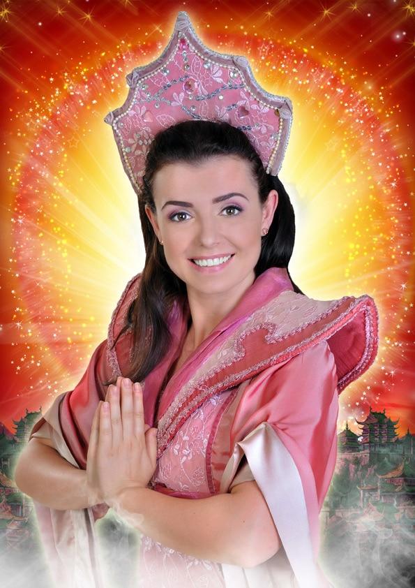 Aladdin Tyne Theatre Pantomime
