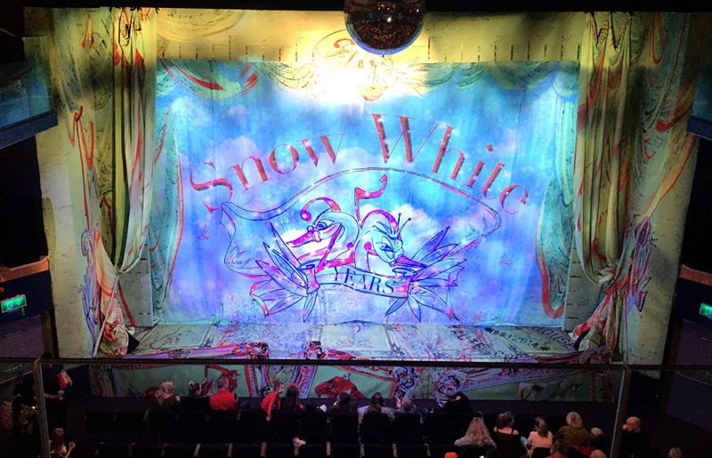 Circle View at Customs House Theatre South Shields